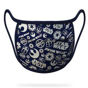 Disney Star Wars Adult Large Face Mask Washable